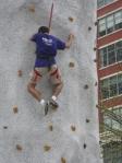 Manifest Climbing Wall