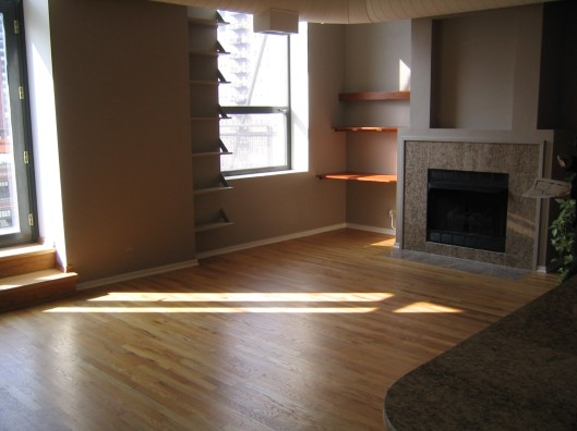 Taupe Condo Before Purchase