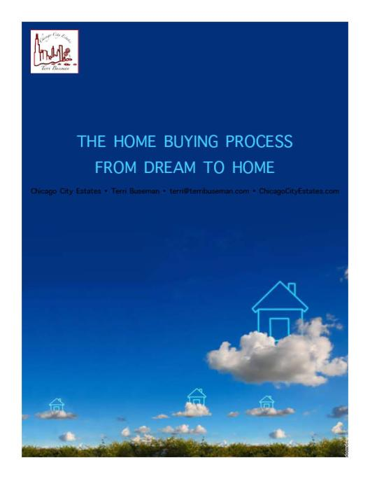 Cover Image The Home Buying Process: From Dream to Home