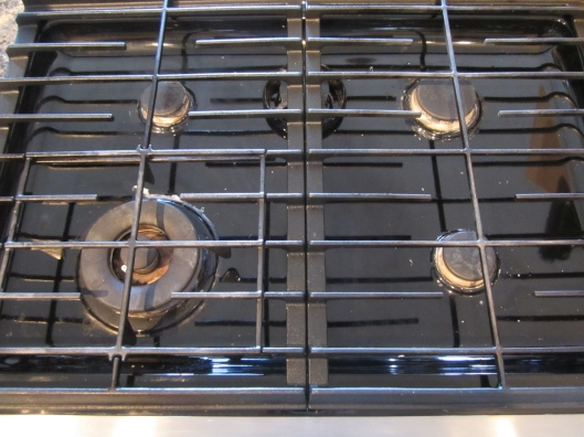 Clean Stove Like New