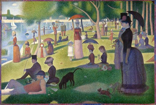 A Sunday on La Grande Jatte - Seurat