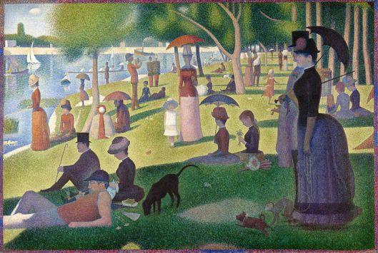 A Sunday on La Grande Jatte - Seurat