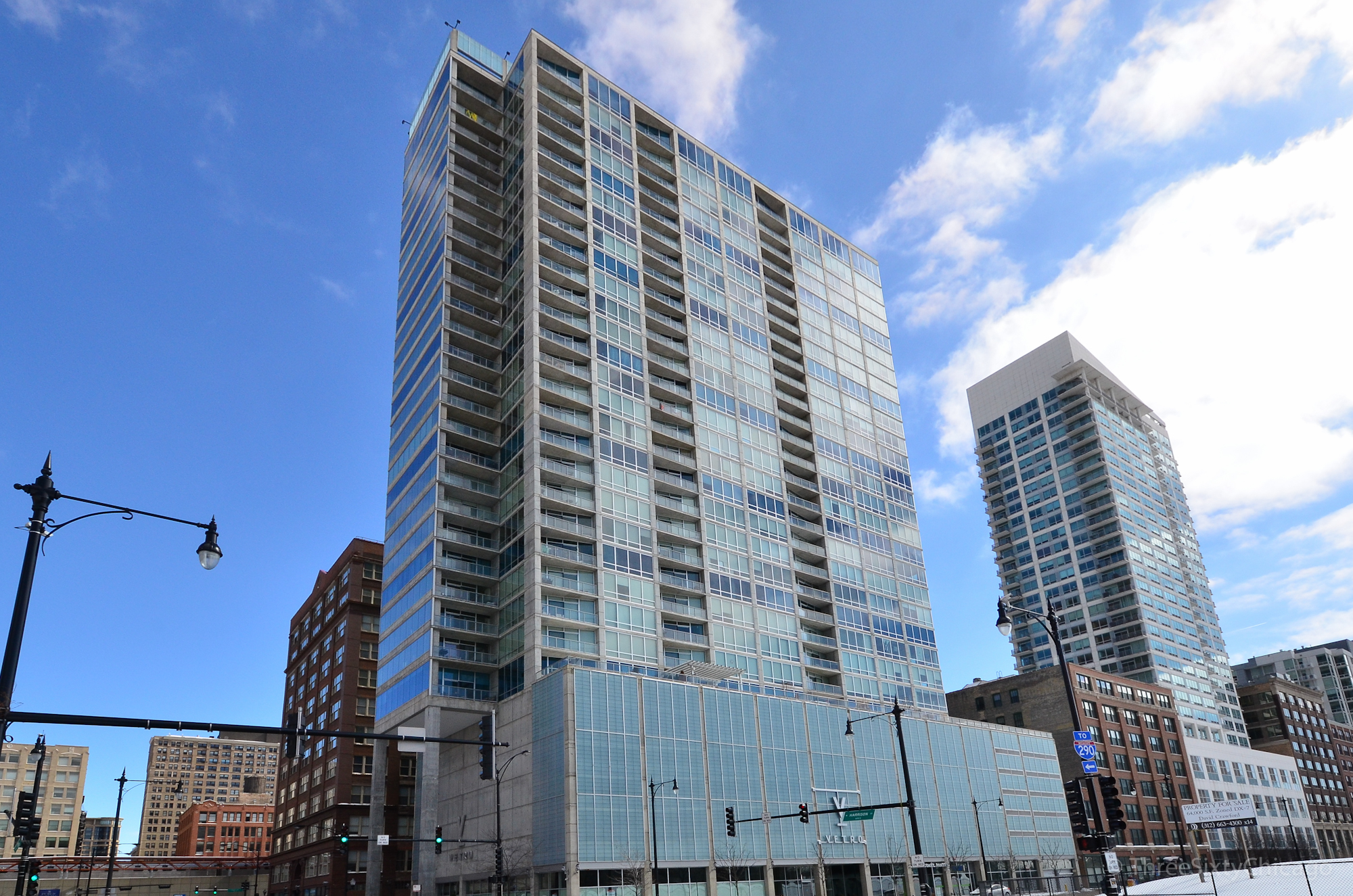 611 S Wells penthouse for rent