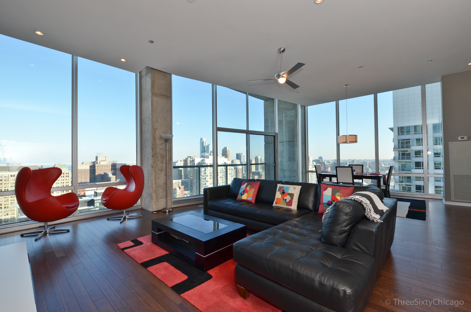 chicago downtown penthouse for rent